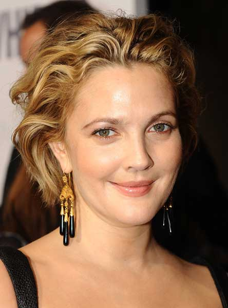 homecoming-hairstyles-Drew_barrymore_short_hair