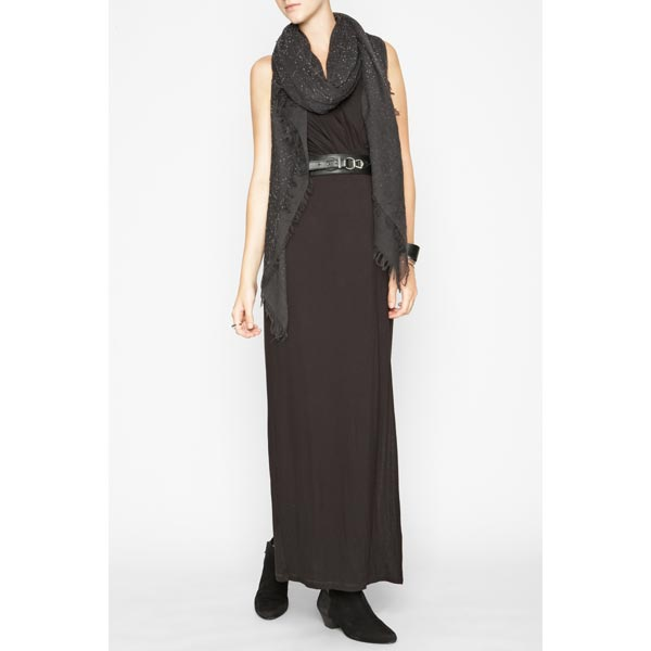 BCBG Women's High Slit Maxi Dresses