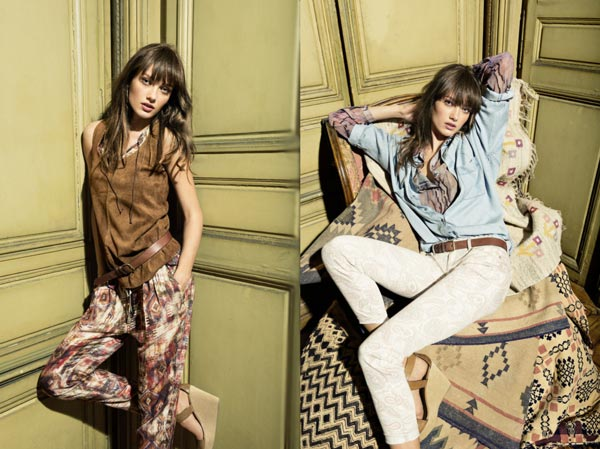 Mango Spring/Summer 2013 Lookbook_4