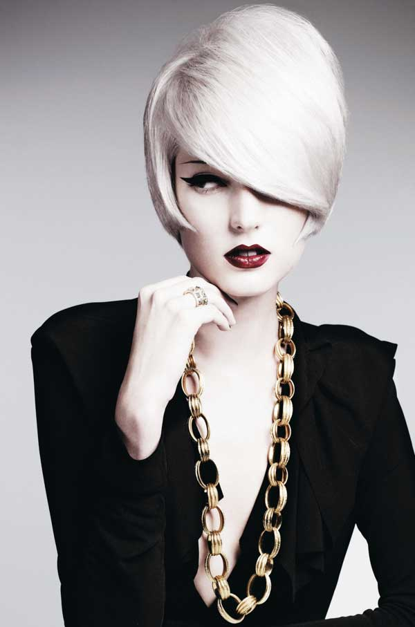 Short Hairstyles Trends 2013-1