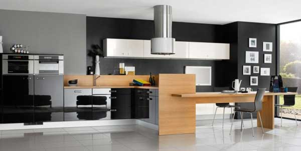 French kitchen cabinets design ideas by Mobalpa