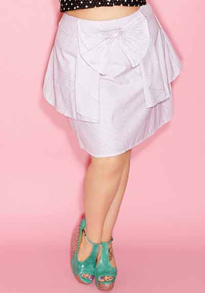 Plus Size Women's Clothes Trends 2013
