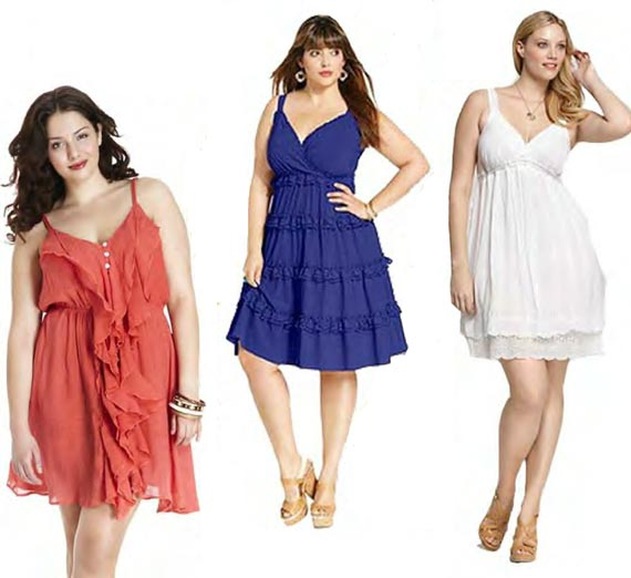 Plus Size Women's Clothes Trends 2013_07