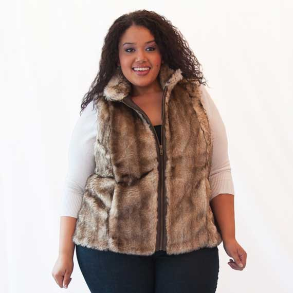 Plus Size Women's Clothes Trends 2013_03