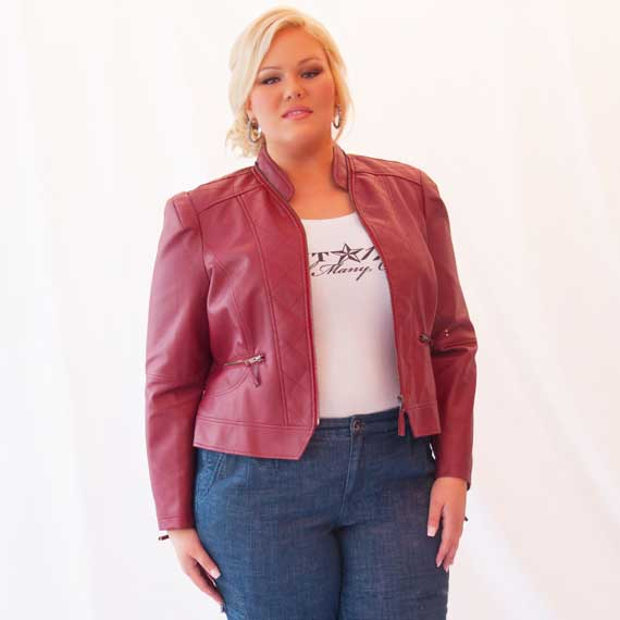 Plus Size Women's Clothes Trends 2013_04