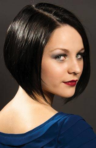 Peachy Short Bob Hairstyles 2013 Kick Your Year Off With A New Look Hairstyle Inspiration Daily Dogsangcom