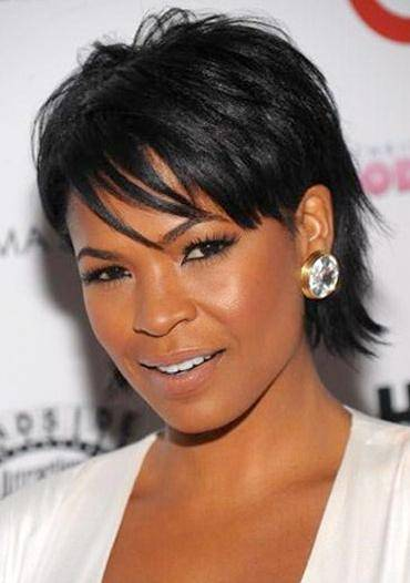 Short Hairstyles for Black Women-3