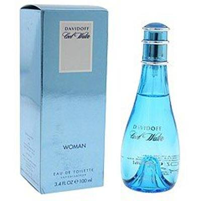 Top 10 Perfumes for Women 2013 Cool Water by Davidoff