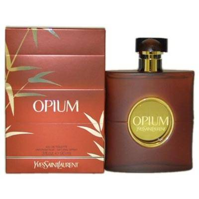 Top 10 Perfumes for Women 2013 Opium by Yves Saint Laurent