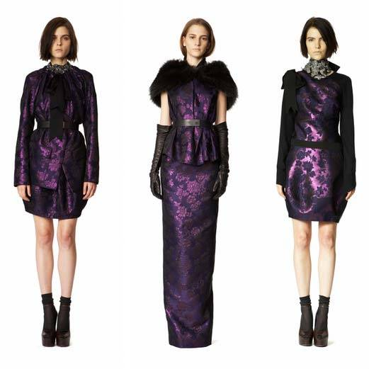 Vera Wang Pre-Fall 2013 Collection_01