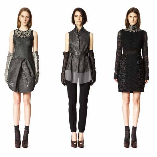 Vera Wang Pre-Fall 2013 Collection_07