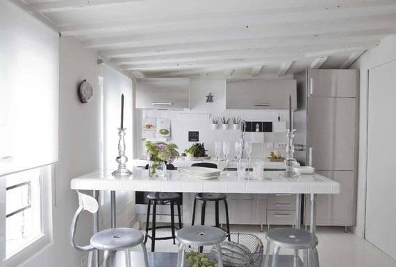 White Kitchen Design Ideas 2013