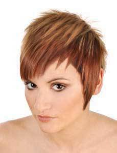 short hairstyles for thick hair-2
