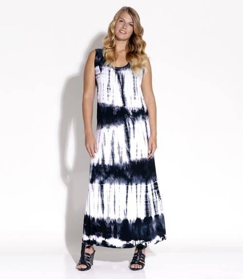 Cute Plus Size Summer Maxi Dresses-09