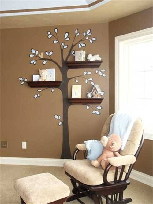 own decorating wall shelves ideas 2013 for the decoration of your home