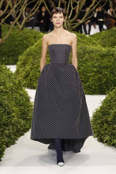 Dior Haute Couture Spring Summer 2013