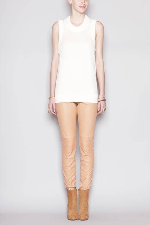 Faux Leather Leggings for Women