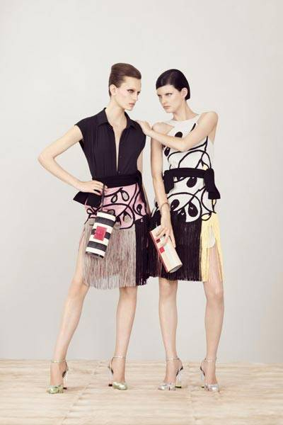 Fendi Spring Summer 2013 Ready to Wear Collection_03