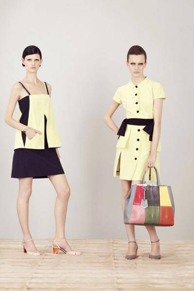 Fendi Spring Summer 2013 Ready to Wear Collection_05
