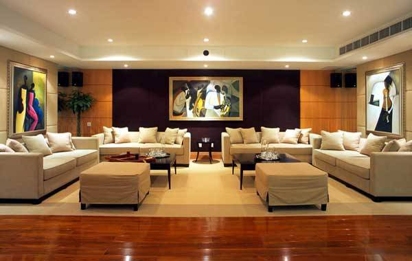 Live Large With These Living Room Design Ideas 2013