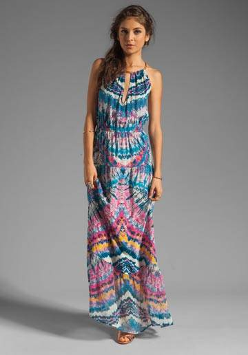 Look Hot This Year with Maxi Dresses 2013_01