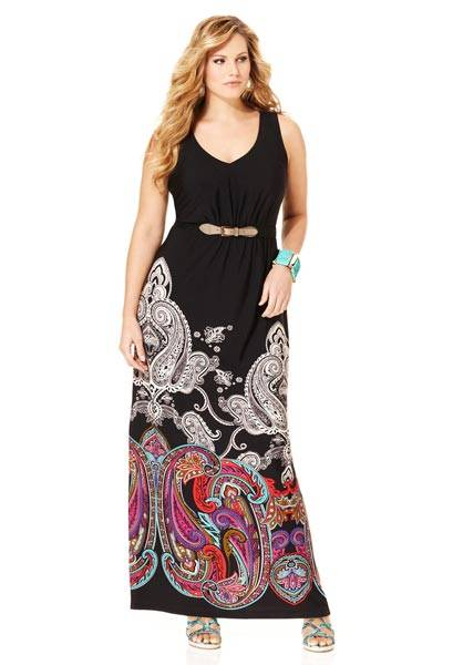 Look Hot This Year with Maxi Dresses 2013_03
