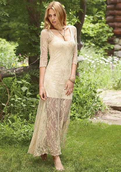 Look Hot This Year with Maxi Dresses 2013_08