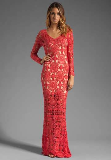 Look Hot This Year with Maxi Dresses 2013_10