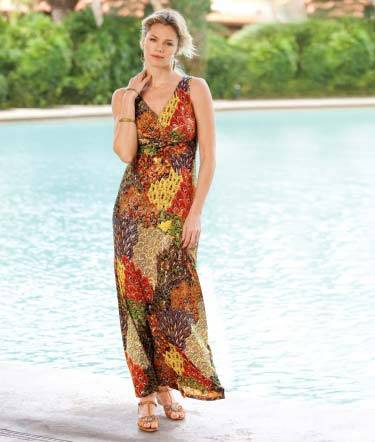 Look Hot This Year with Maxi Dresses 2013_11