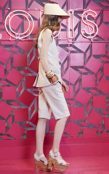 Louis Vuitton RTW Spring Summer 2013 Cruise Collection 02