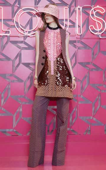 Louis Vuitton RTW Spring Summer 2013 Cruise Collection 05