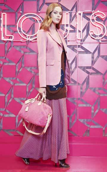 Louis Vuitton RTW Spring Summer 2013 Cruise Collection 07