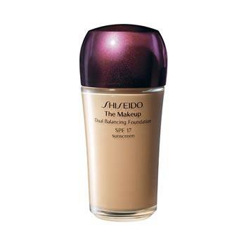 Shiseido Face Makeup Dual Balancing Foundation