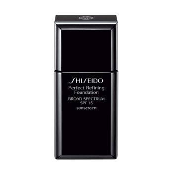 Shiseido Face Makeup Perfect Refining Foundation