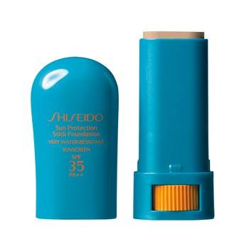 Shiseido Face Makeup Sun Protection Stick Foundation