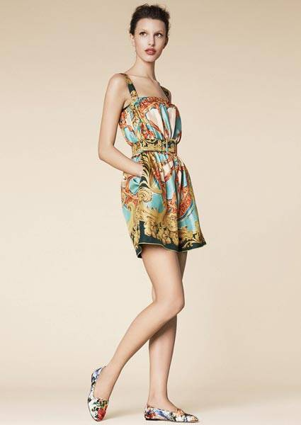 dolce gabbana spring summer 2013 collection for women-04