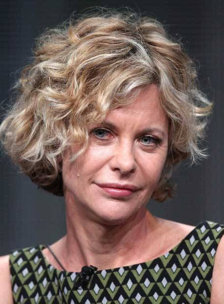 A Guide For Celebrity Hairstyle Trends 2013 Meg Ryan