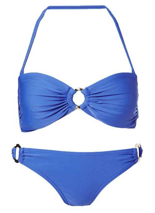 Look Hot and Stay Cool in This Year's Swimwear 2013