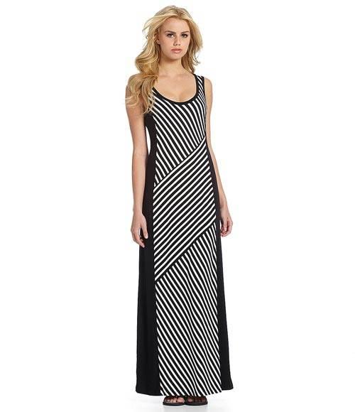 Knit Maxi Dresses 2013-2