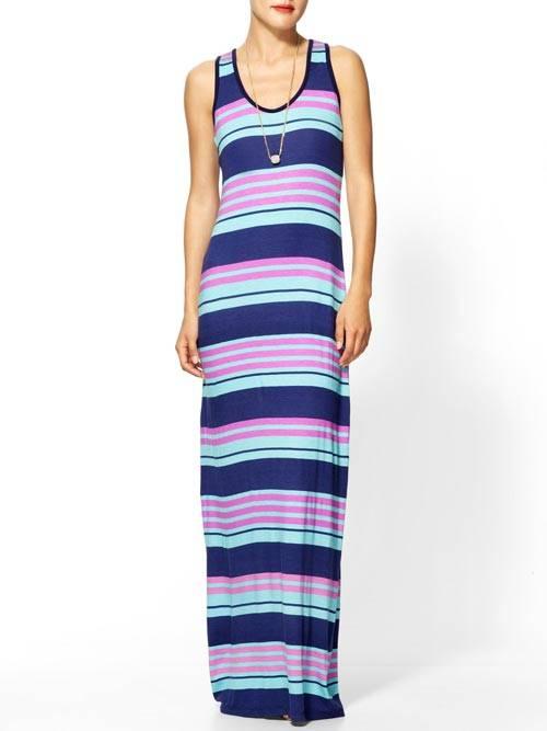 Knit Maxi Dresses 2013-4
