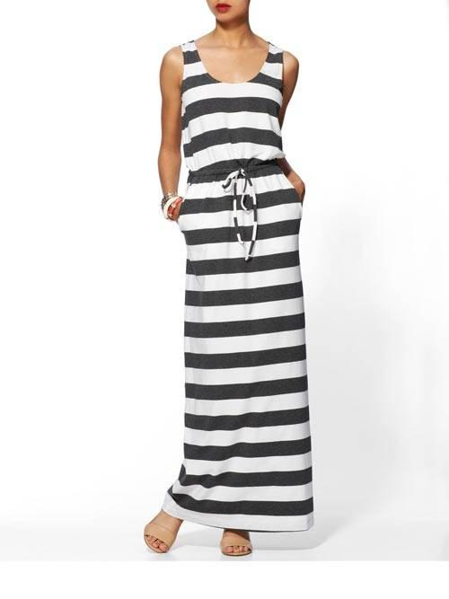 Knit Maxi Dresses 2013