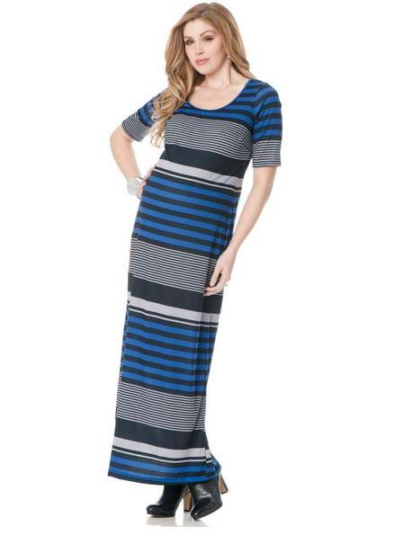 Motherhood Maternity Maxi Dresses Summer 2013-03