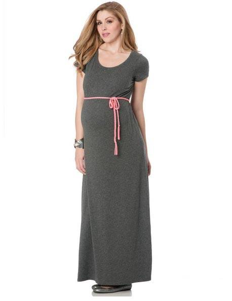 Motherhood Maternity Maxi Dresses Summer 2013-07