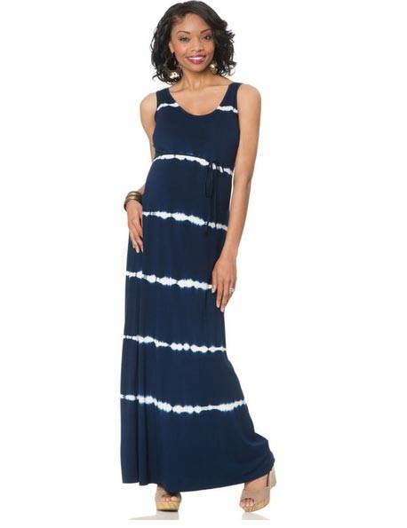 Motherhood Maternity Maxi Dresses Summer 2013-08