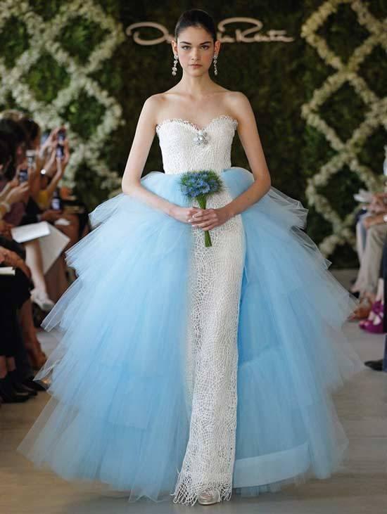 Oscar De La Renta Bridal Dresses 2013-11