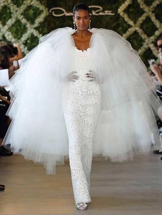 Oscar De La Renta Bridal Dresses 2013-4