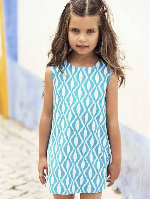 Oscar de la Renta Children's Wear Spring Summer 2013-02