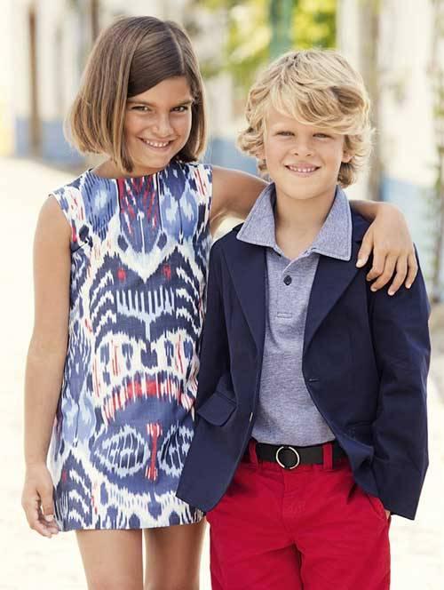 Oscar de la Renta Children's Wear Spring Summer 2013-04