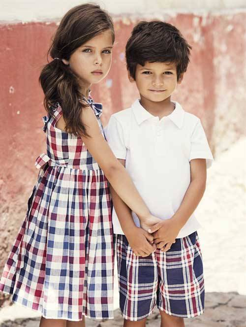 Oscar de la renta children 39 s wear spring summer 2013 for Oscar de la renta childhood