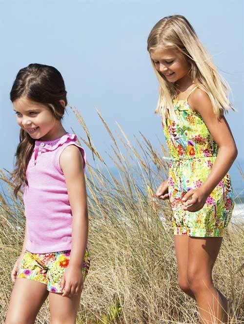 Oscar de la Renta Children's Wear Spring Summer 2013-08